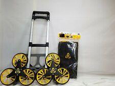 Portable Stair Climbing Folding Cart Climb Moving Up To Hand Cart Withbag