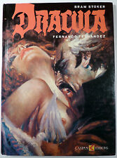 Dracula Fernandez Stoker Ed. Campus EO 1985 TBE