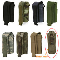 Tactical Molle Water Bottle Holder Military Hydration Kettle Pouch Carrier Bag