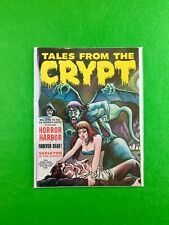 Tales From The Crypt Vol. 1, #10 (1968): Eerie Publications Magazine! GD+ (2.5)!