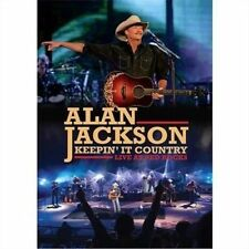 Alan Jackson Keepin It Country - Live at Red Rocks DVD