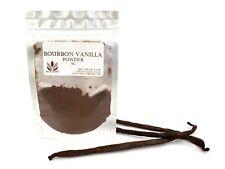 5g Madagascar Vanilla Pods Powder, Bourbon Vanilla Bean Powder, Ground Vanilla