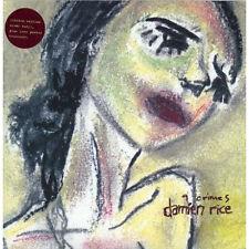 "Damien Rice - 9 Crimes - 7"" Clear Vinyl & Poster"