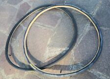 "NOS Road bike vintage tubulars (pair), 23-28"", Gommitalia, Bis, Made in Italy"
