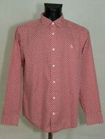 MENS PENGUIN SHIRT LONG SLEEVE COTTON SIZE L EXCL