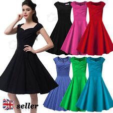 Cotton Blend Square Neck Party Plus Size Dresses for Women