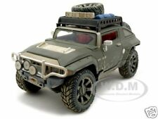 2008 HUMMER HX CONCEPT DIRTY VERSION 1:24 DIECAST MODEL CAR BY MAISTO 32139