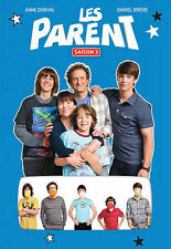Les Parent: Saison 3 (DVD, 2011, Canadian)