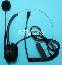 AVIP Headset for Avaya 1608 1616 9620 Cisco 7910 7912 & Yealink T20P T22P T26P