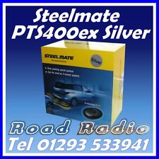 Steelmate PTS400ex Silver 4 Eye Parking Sensors
