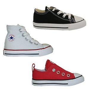 Converse Chuck Taylor All Stars Sneakers Baby Laufschuhe Kinder Schuhe NEU