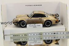 Welly map02493314 Porsche 911 930 turbo 3.0 1975 cometdiamant 1:24 nuevo en OVP
