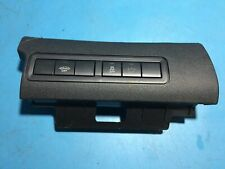 2016 Peugeot 308 9678382077 Eco Traction Off Panel Switches