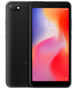 XIAOMI REDMI 6A 2gb 16gb Compass 13mp Camera Hdr 5.45 inch Miui 9.0 Android Lte