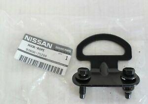 NEW 2004-2020 Nissan Titan, Frontier Rear Bed Steel Tie Down, Rope Hook, OEM