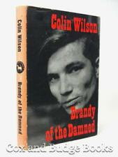 COLIN WILSON Brandy of the Damned, Discoveries of a Musical Eclectic 1964 1st DW