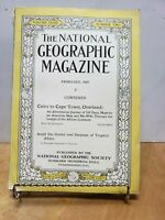 """VINTAGE "" National Geographic Volume XLVII Number 2 FEB 1925 NO MAP (FC 50-3)"