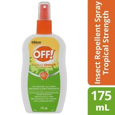 OFF! Tropical Insect Repellent Spray 175mL