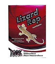 PACK of 3 Mikado's Lizard Repellent- Organic, Non-Poisonous 5 Cubes Get rid