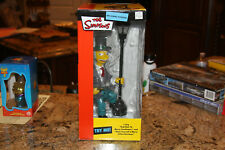 The Simpsons Mr. Burns Scrooge Animated Singing Christmas Gemmy 2003 MIB