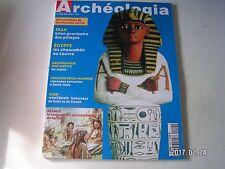 **c Archéologia n°400 corsaire de Saint Malo  Chaouabtis  Forteresse de Montrond