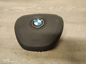 Original BMW F07 F10 F11 F12 F01 F02 M Sportlenkrad Leder Lederlenkrad
