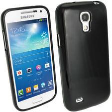 Cover e custodie semplice nero per Samsung Galaxy S4