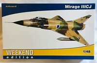 Eduard Plastic Kits 8494 - 1:48 Mirage III CJ Edición Weekend