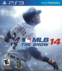 MLB 14: The Show - Playstation 3 Game
