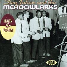 Meadowlarks, Don Julian - Heaven & Paradise [New CD] UK - Import