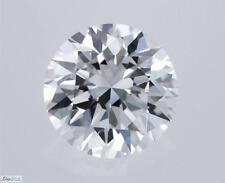 Round Cut Loose Diamond Real 100% Natural GIA Cert E SI1 0.46 Carat