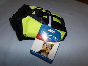 Dog Flotation / Life Vest, Size XXS
