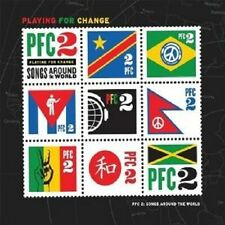 """PLAYING FOR CHANGE """"SONGS AROUND THE...VOL.2"""" CD+DVD"""
