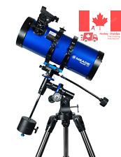Meade Instruments 216005 Polaris 127 EQ Reflector Telescope Blue