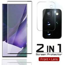 For Samsung Galaxy Note 20 / 20 Ultra 3D Tempered Glass Screen Protector Cover