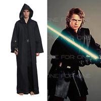 Star Wars Anakin Skywalker Costume Black Ver Halloween Carnival Party Cosplay
