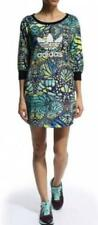 Clubwear Floral Cotton Blend Dresses for Women