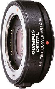 [NEAR MINT] Olympus Zuiko EC-14 1.4x Lens For Four Thirds from JAPAN (N610)