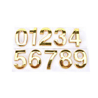 House Hotel Door Address Plaque Number Digits Sticker Plate Sign House NIUK