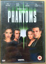 Phantoms DVD 1998 Dean Koontz Sci-Fi Horror Monster Movie Film
