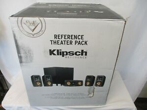 Klipsch Reference Theater Pack 5.1 Theater System New