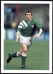 Bassett & Co World Beaters (1993-94) Postcard Roy Keane (Eire)