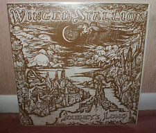 Winged Stallion Journey's Long 1984 LP Very Rare Sealed 1st & Only Press Htf Oop