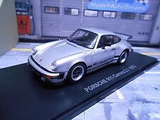 PORSCHE 911 Carrera 2.7 RS silber silver 1975 G Modell 5521S Kyosho SP 1:43