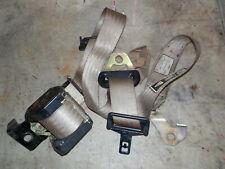 98-01 Ford Explorer 2dr Passenger Front Right Seat Belt Tan Retractor