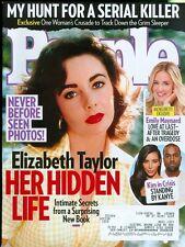 2016 People Magazine: Elizabeth Taylor- Her Hidden Life/Emily Maynard/Kim K