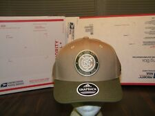 NEW YORK CITY FC ADIDAS SNAPBACK MILITARY LOOK GREEN CAP HAT OFFICIAL MLS, NWT.