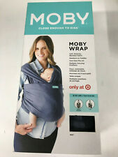 Moby wrap Close Enough To Kiss Baby Newborn To Toddler Holder Evolution Wrap New