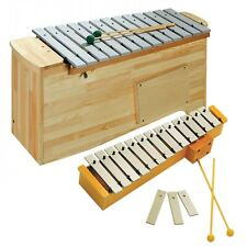 More details for angel percussion diatonic glockenspiel metallophone orchestral percussion -