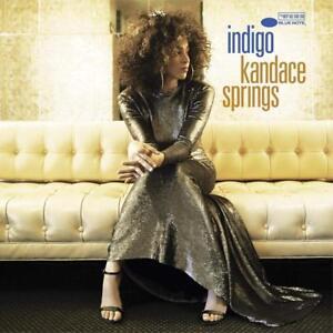 Kandace Springs - Indigo (NEW & SEALED CD 2018)